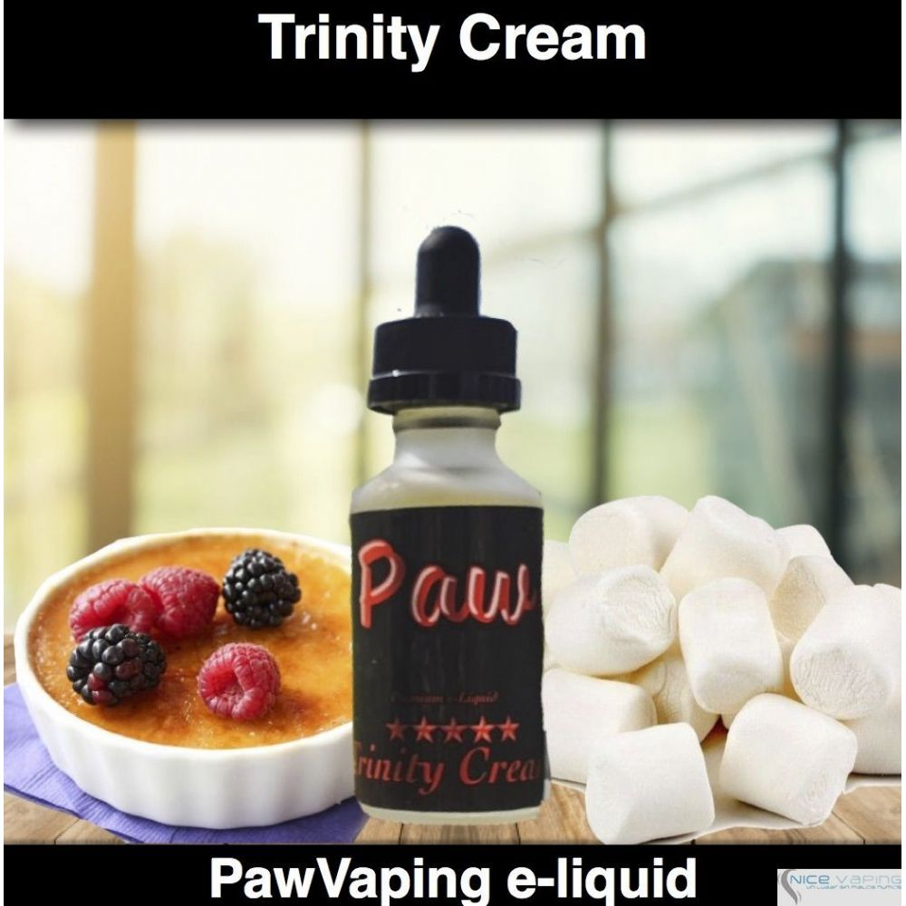 Trinity Cream by PawVaping