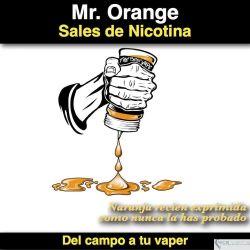 Mr. Orange - (Nicotine Salts)