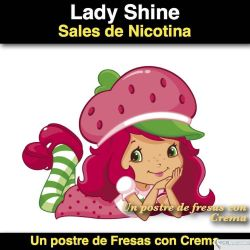 Lady Shine - (Nicotine Salts)