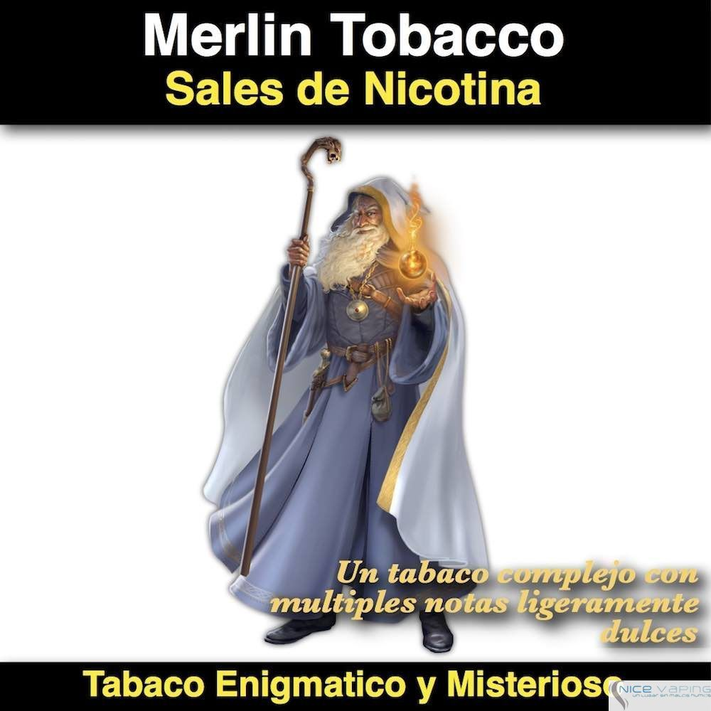 Merlin - (Nicotine Salts)