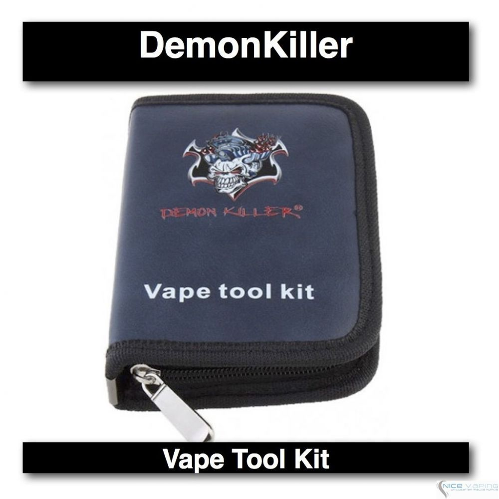DemonKiller Vape Tool Kit