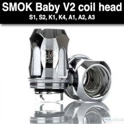 Resistencia SMOK TFV8 Baby V2
