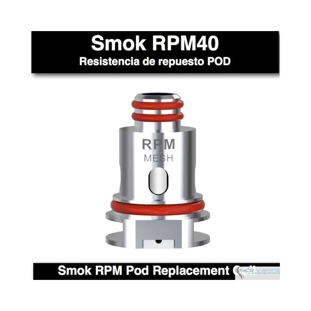 Resistencia SMOK RPM40