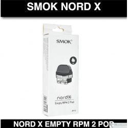 RPM 2 Pod Empty