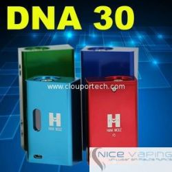 DNA Mini 30W Cloupor + Bateria EFEST 1,500 mah