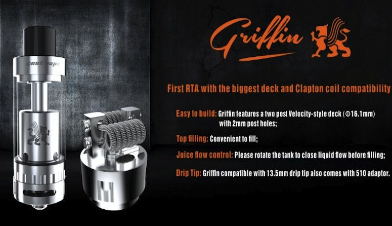 Griffin RTA by GeekVape