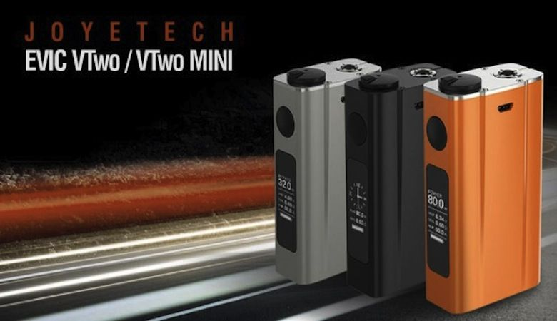 Evic vTwo with Cubis PRO