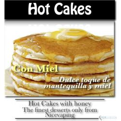 Hot Cakes Honey Premium