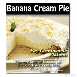 Banana Cream Pie Premium