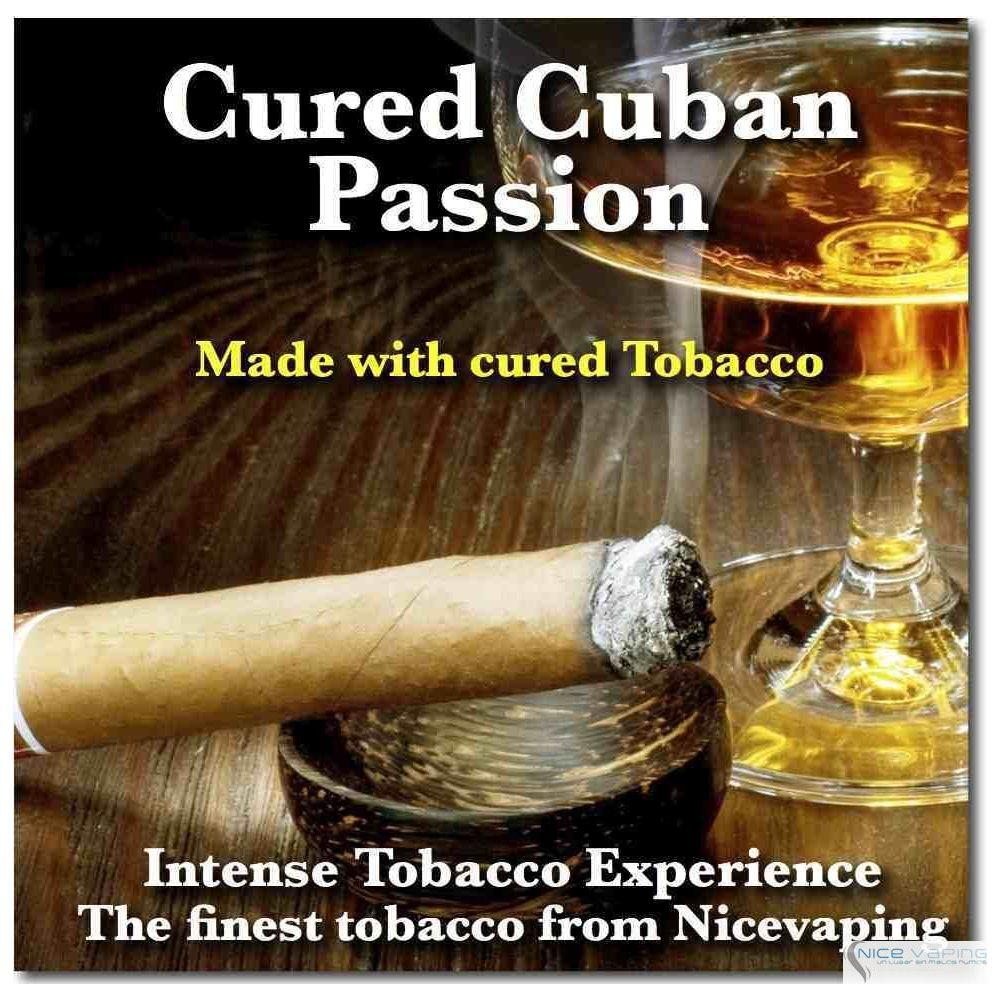 Cured Cuban Passion Premium