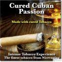 Cured Cuban Passion Premium e-liquid