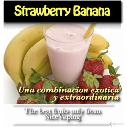 Strawberry Banana Premium