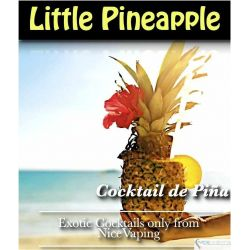 Little Pineapple Cocktail