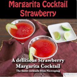 Margarita Strawberry Cocktail Premium