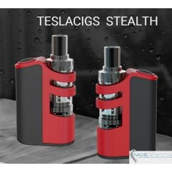 Tesla Stealth Kit @ 3.5 ml, 2,200 mah