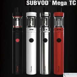 Kanger Subvod Mega TC Kit @ 4ml, 22mm, 2,300 mah, SSOCC