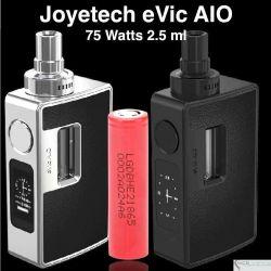 Joyetech eVic AIO Kit 75W, 2.5ml + Bateria