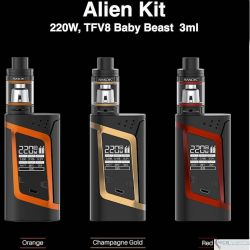 SMOK Alien Kit 220W @3ml