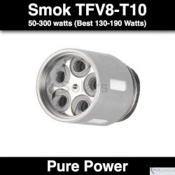 Resistencia SMOK TFV8 , 50-300 Watts