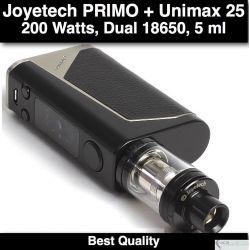 Joyetech PRIMO Kit con UNIMAX 25 - 200W, 5 ml