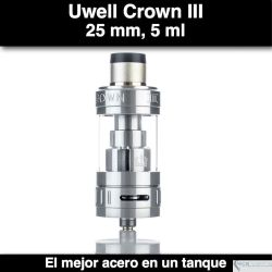 Uwell Crown 3 III Sub-Ohm Tank @5ml