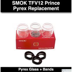 TFV12 Prince Pyrex GLASS+ Bands