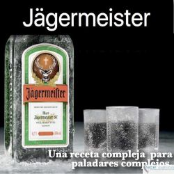 Jagermeister Cocktail Clon