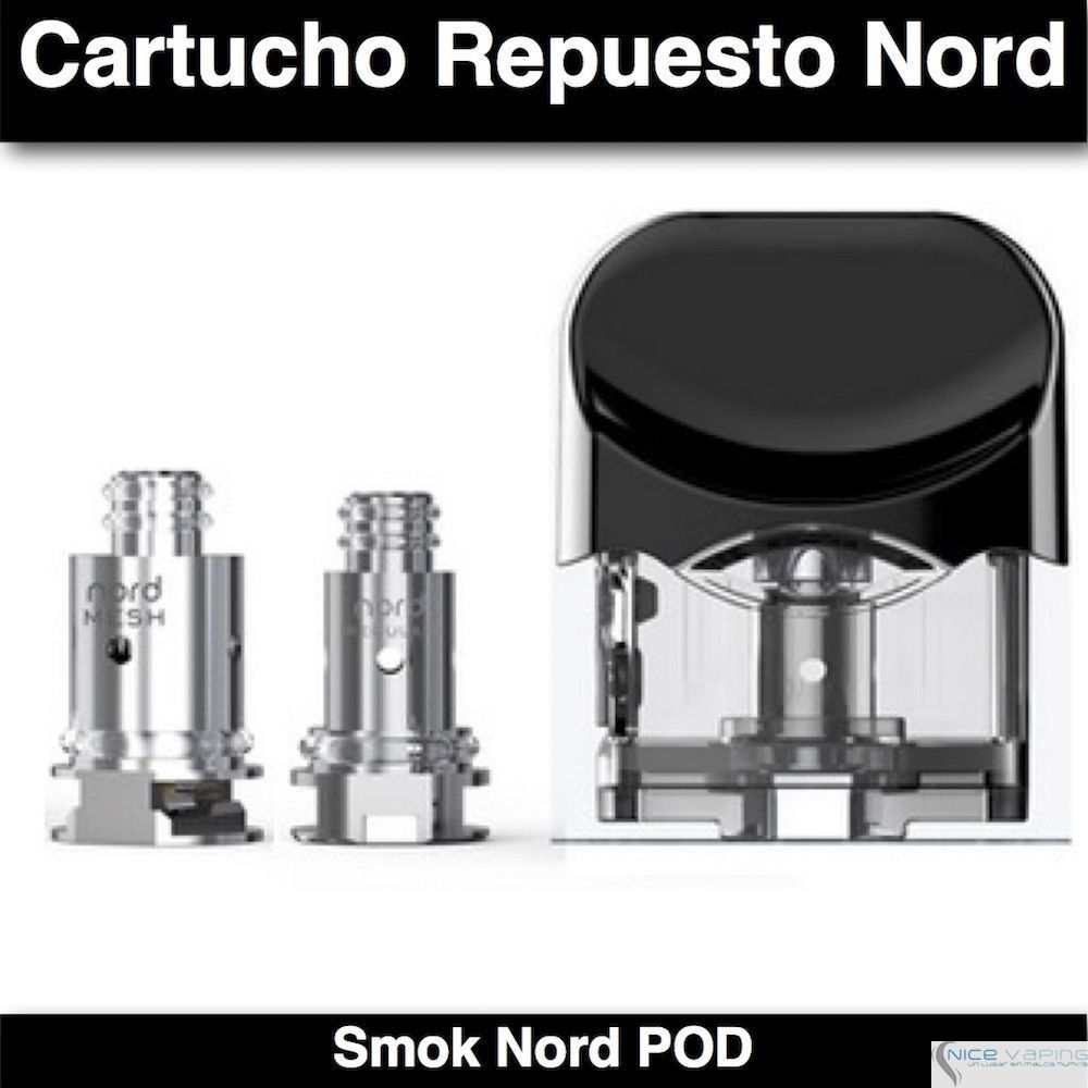 SMOK NORD POD Replacement Tank Kit