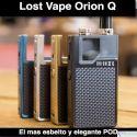 Lost Vape Orion Q 17W AIP POD - Solo Bateria
