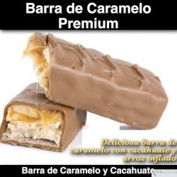 Caramel Bar e-liquid