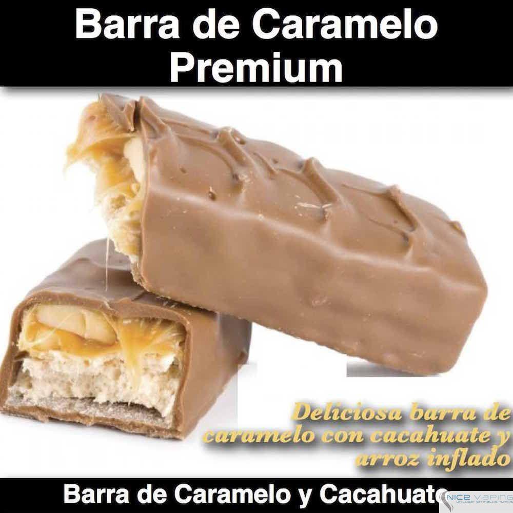 Caramel Bar e-liquid