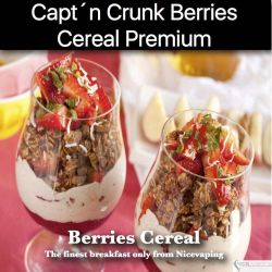 Capt´n Crunk Berries Cereal Premium