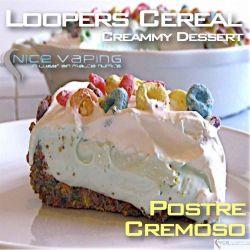 Loopers Cereal Postre Cremoso Premium