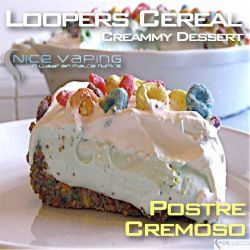 Loopers Cereal Creammy Dessert Premium