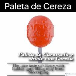 Paleta de Cereza Premium