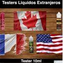 Testers Liquidos extranjeros