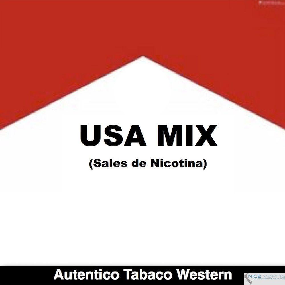USA Mix  (Sal de Nicotina)
