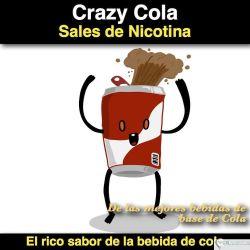 Crazy Cola (Sal de Nicotina)