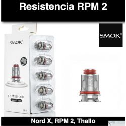 SMOK RPM 2 Resistencia