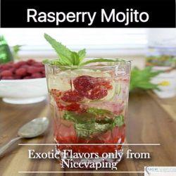 Raspberry Mojito Premium